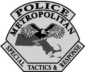 Metropolitan Law Enforcement Council Logo